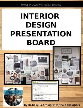 original-4302584-1.jpg  sc 1 st  Teachers Pay Teachers & Interior Design Presentation Board rubric reflection and examples