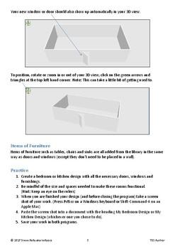 Interior Design using Sweet Home 3D (Freeware)