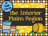 Interior Plains Region Task Cards