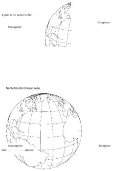 Interior of the Earth Foldable