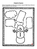 Interjection Snowman