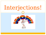 Interjections Lesson