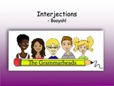 Interjections Slide Show - PowerPoint Lesson