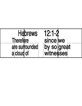 Interloop Mailer Part 1- Hebrews 12:1-2