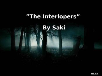 """Interlopers _ Saki - """"The Trapper Trapped"""""""