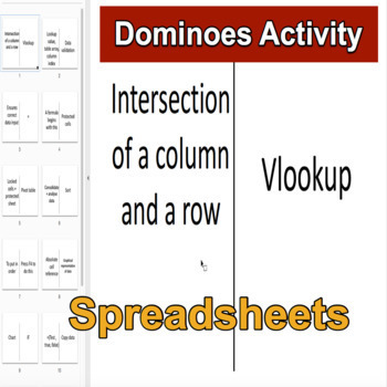 Intermediate/Advanced Spreadsheet Bundle (4):
