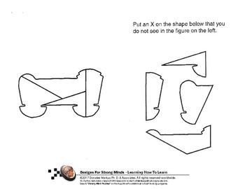 Intermediate Analytical Perception Bundle (Lessons Set1 - Set 6)