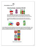 Intermediate Art Unit: Soda Pop Design inspired by Pop Art
