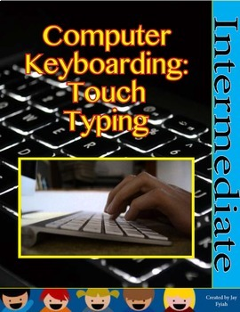 Intermediate Computer Keyboarding : Touch Typing