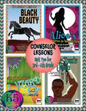 Intermediate Counselor Lesson Bundle, Unit 2 for each grad