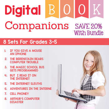 Intermediate Digital Book Companions Bundle