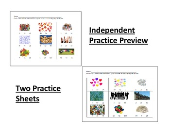 Intermediate Estimation PowerPoint Lesson, IP Worksheets &