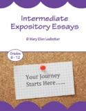 Intermediate Expository Essays