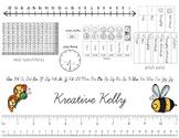 Intermediate Grade Level Name Tag