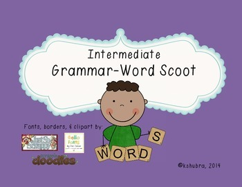 Intermediate Grammar Scoot