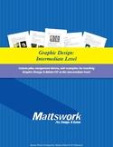 Intermediate Graphic Design Course / Lesson Plans / Assignments / Ideas