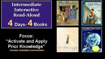 Intermediate Interactive Read-Aloud Background Knowledge Bundle