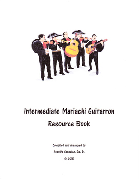 Intermediate Mariachi Guitarron Resource Book