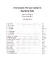 Intermediate Mariachi Guitarron Resource Book
