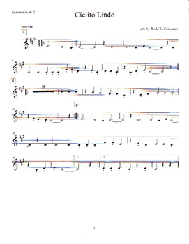 Intermediate Mariachi Trumpet 2  Resource Book