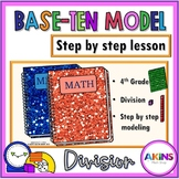 Intermediate Math Interactive Notebook Division