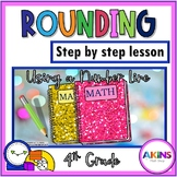 Intermediate Math Interactive Notebook Rounding