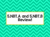 Intermediate Place Value NBT- 5th
