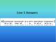 Intermediate Music Rhythm Packet (Rhythm for Band, Orchestra, or Choir)