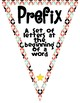 Intermediate Prefix Suffix Meaning and Examples Pennant Banner Orange Blue Black