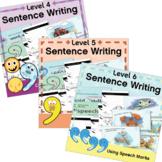 Intermediate Punctuation & Sentence Writing