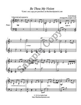 Intermediate Sacred Piano Solo