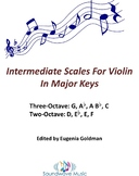 Intermediate Scales For Violin Auditions