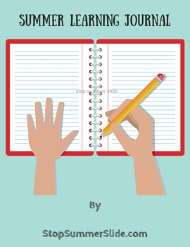 Intermediate Summer Learning Journal
