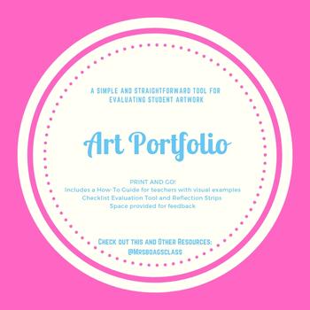 Intermediate Visual Arts Portfolio Evaulation