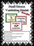 Janell Cannon Bundle