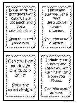 Word Work:  Getting Started for Intermediate Students
