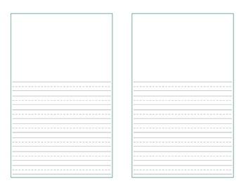 Intermediate Writing-Illustrating Booklet