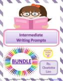 Intermediate Writing Prompts Bundle