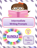 Intermediate Writing Prompts Bundle