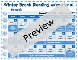 Winter Break Intermediate and Middle School Reading Adventure!