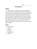 Intermolecular forces-Penny bonding lab