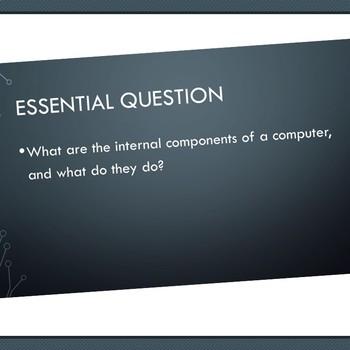 Internal Computer Components
