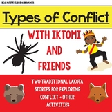 Internal and External Conflict Activities with Iktomi and Friends