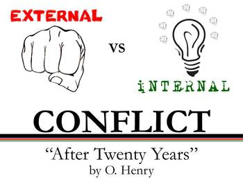 Internal and External Conflict - After Twenty Years