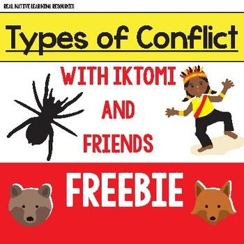 Internal and External Conflict Worksheet