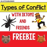 Internal and External Conflict Worksheet