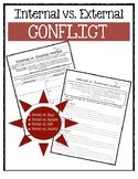 Internal vs. External Conflicts