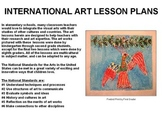 International Art Lessons