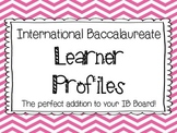 International Baccalaureate Learner Profiles