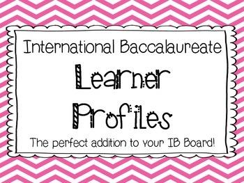 International Baccalaureate Learner Profiles